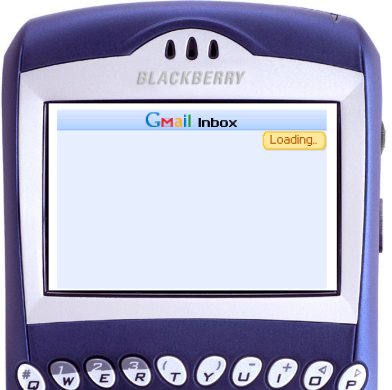 Gmail on BB