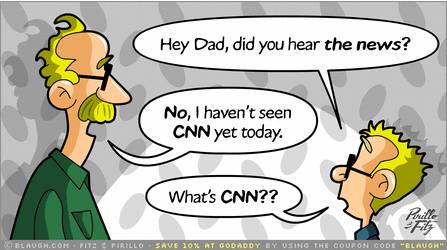 Have You Seen CNN Lately?