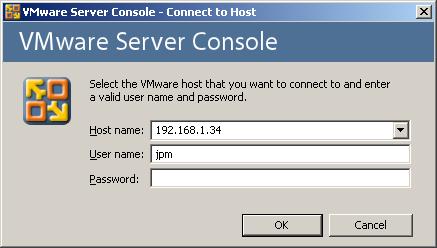 VMware Console
