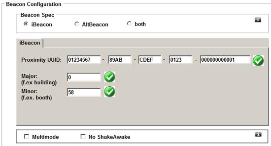 Blukii configuration utility